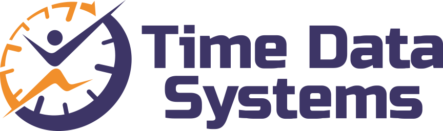 Time And Attendance Systems | Time Data Systems Logo