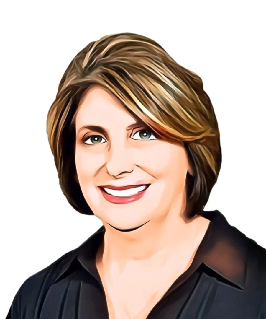 Gail Friedman, CFO